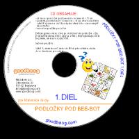 CD Bee-bot podložky 1.diel