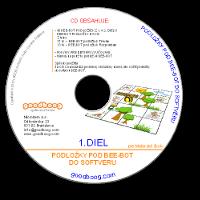CD Bee-bot podložky do softvéru