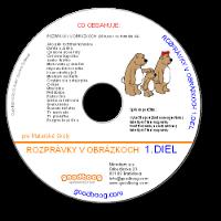CD Rozprávky v obrázkoch 1.diel