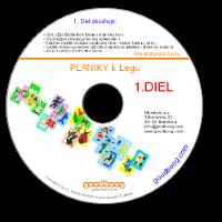 CD Plániky k legu 1.diel