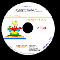 CD Plániky k legu 2.diel