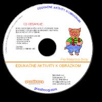 CD Edukačné aktivity k obrázkom 1.diel