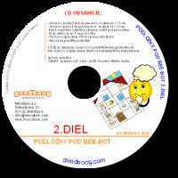CD Bee-bot podložky 2.diel