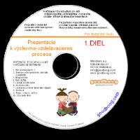 CD Prezentácie k výchovno-vzdelávaciemu procesu 1. Diel