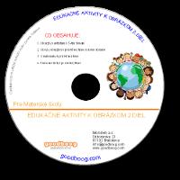 CD Edukačné aktivity k obrázkom 2.diel