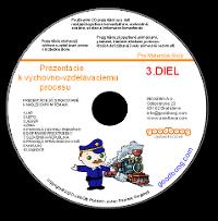 CD Prezentácie k výchovno-vzdelávaciemu procesu 3. Diel
