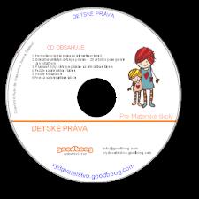 CD Detské práva